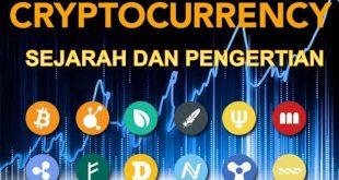 sejarah dan pengertian cryptocurrency